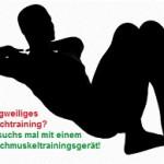 Bauchmuskeltrainingsgeräte für den gesamten Bauchmuskelbereich
