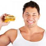 Fast Food und Muskelaufbau – OK? Oder besser nicht?