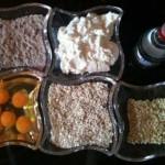 Proteinriegel selber machen – Rezept und Anleitung –