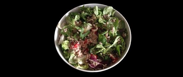 Low-Carb Thunfischsalat Rezept