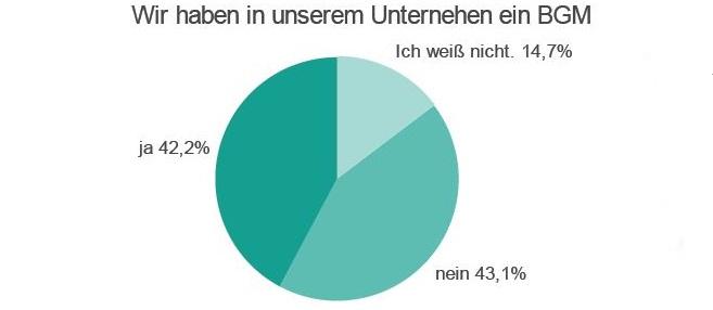 BGM Studie © FOM Hochschule für Ökonomie und Management