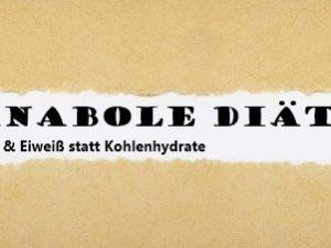 Anabole Diät © magele picture