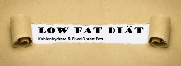 Low Fat Diät