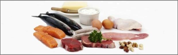 eiweißhaltige Lebensmittel © a4stockphotos Fotolia.com