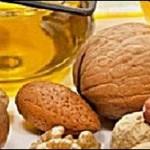 Welche Fette sind gut für Muskelaufbau? Nüsse, Fisch | Omega 3 & 6 im Visier