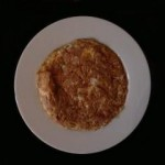 Low Carb Rezept für Eieromelett mit Thunfisch ohne Öl