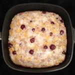 Reiskuchen mit Kirschen – Rezept und Anleitung zum selber machen