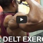 Übungen für die hintere Schulter – Videos mit Anleitung
