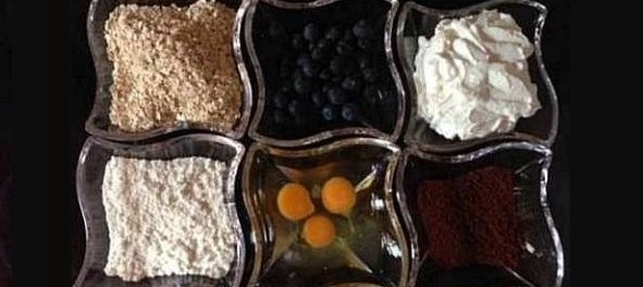 Protein Kekse Zutaten © MoreMuscles.de