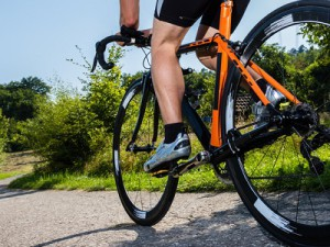 reicht Radfahren als Beintraining? © Stefan Schurr Fotolia.com