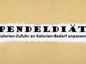 Pendeldiaet © magele-picture